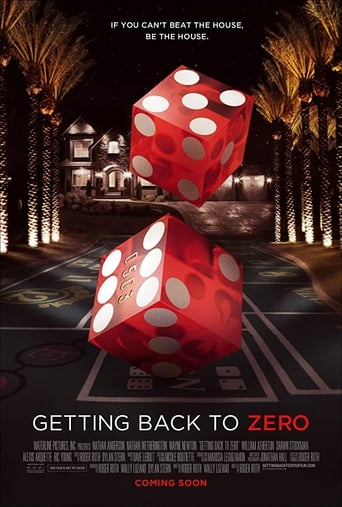 Poster of Getting Back to Zero
