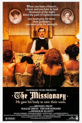 Poster of The Missionary