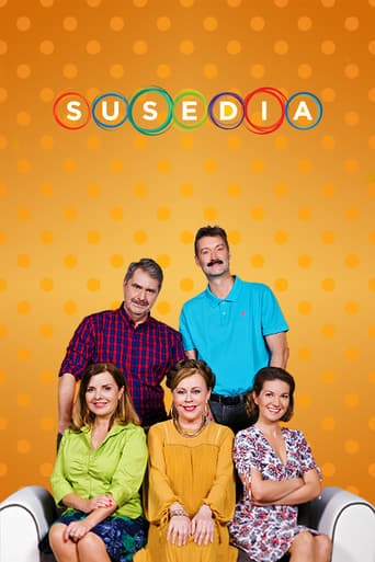 Poster of Susedia