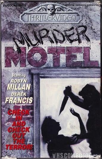 Poster of Murder Motel