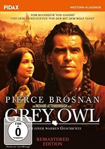 Poster of Grey Owl