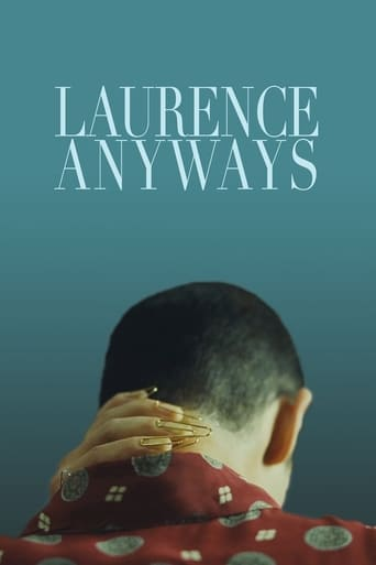 Poster of Laurence Anyways