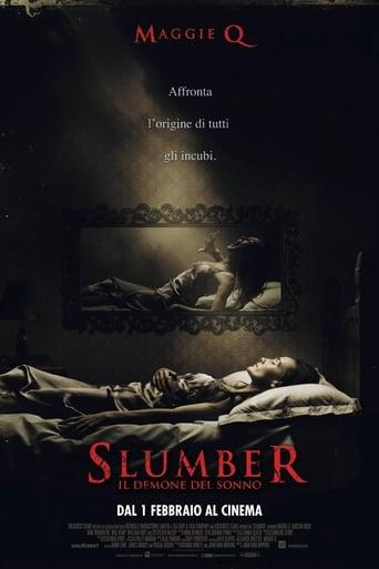 Poster of Slumber - Il demone del sonno