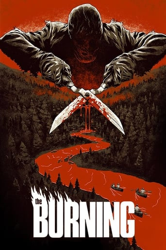 Poster of The Burning