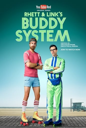 Poster of Rhett & Link's Buddy System