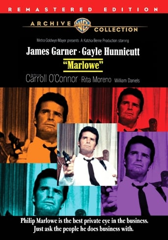 Poster of Marlowe