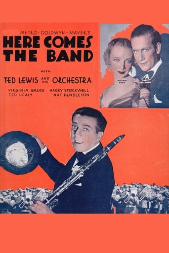 Poster of Here Comes the Band