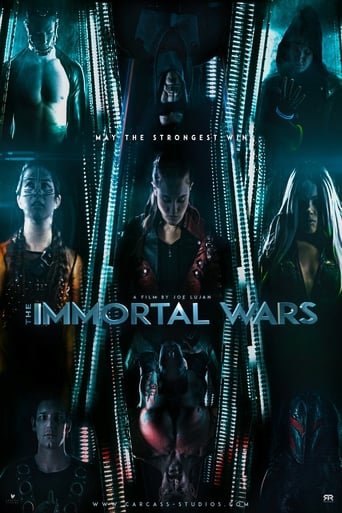 Poster of The Immortal Wars