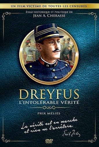 Poster of Dreyfus: The Intolerable Truth