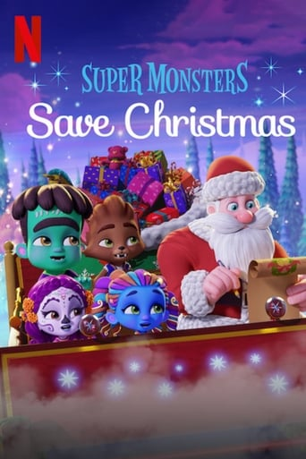 Poster of Super Monsters Save Christmas