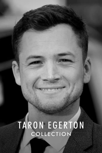 Taron Egerton