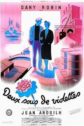 Poster of Deux sous de violettes