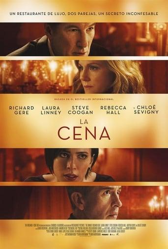 Poster of La cena