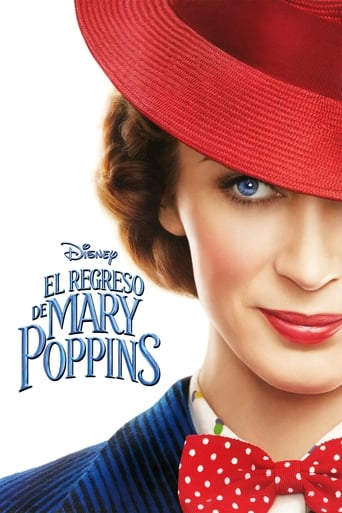Poster of El Regreso de Mary Poppins