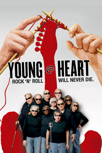 Poster of Corazones rebeldes (Young At Heart)