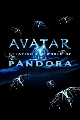 Poster of Avatar: Creating the World of Pandora