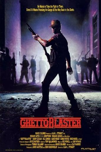 Poster of Ghetto Blaster