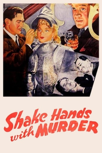 Poster of Shake Hands with Murder