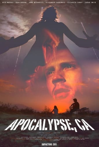Poster of Apocalypse, California