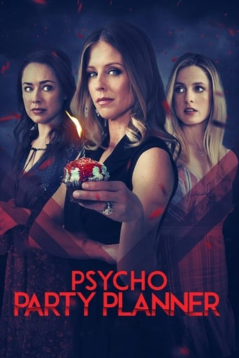 Poster of Psycho Party Planner