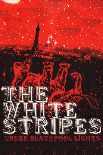 Poster of The White Stripes: Under Blackpool Lights
