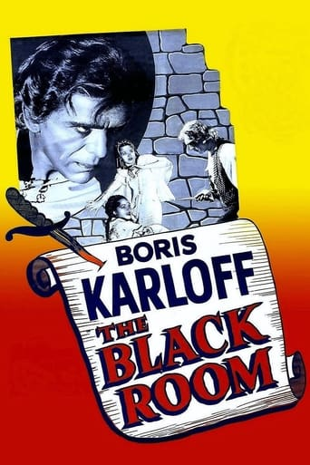 Poster of The Black Room