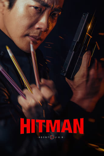 Poster of Hitman: Agent Jun