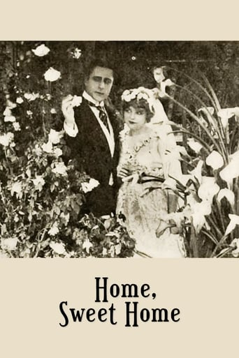 Poster of Home, Sweet Home