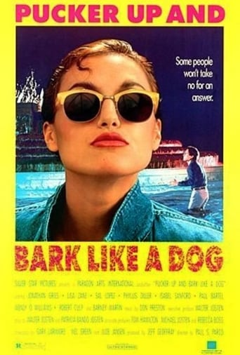 Poster of Pucker Up and Bark Like a Dog