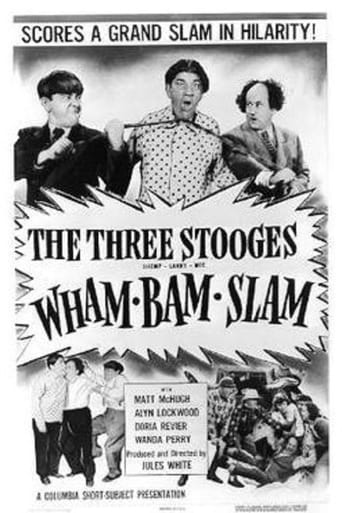 Poster of Wham-Bam-Slam!