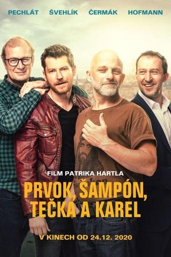 Poster of Prvok, Šampón, Tečka a Karel