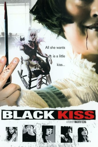 Poster of Black Kiss