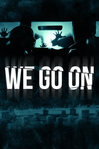 Poster of We Go On