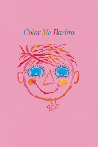 Poster of Color Me Barbra