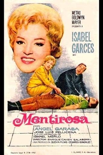 Poster of Mentirosa