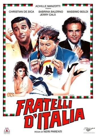 Poster of Fratelli d'Italia