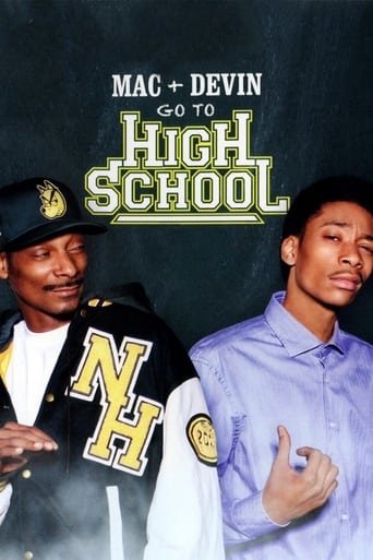 Poster of Mac & Devin Go to High School