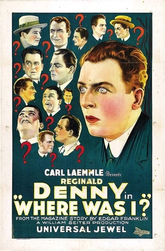 Poster of Where Was I?