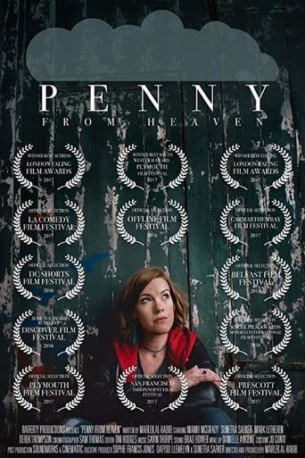 Poster of Penny From Heaven