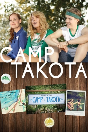 Poster of Camp Takota