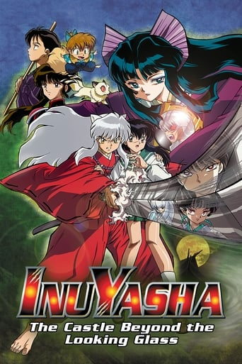 Poster of Inuyasha the Movie 2: The Castle Beyond the Looking Glass