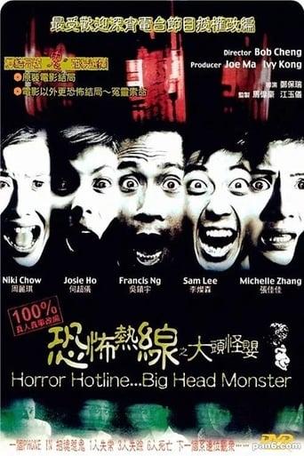 Poster of Horror Hotline... Big Head Monster