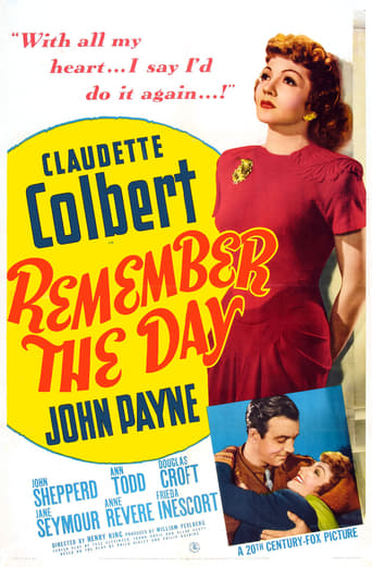 Poster of Remember the Day