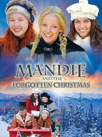 Poster of Mandie and the Forgotten Christmas