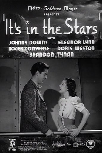 Poster of It's in the Stars