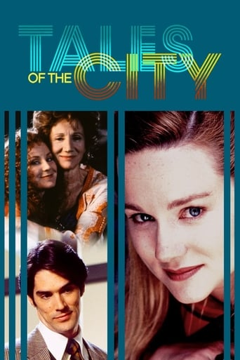 Poster of Tales of the City