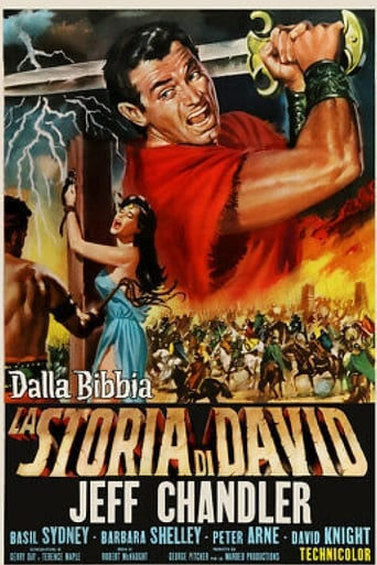 Poster of A Story of David