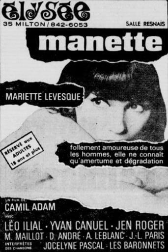 Poster of Manette ou les dieux de carton