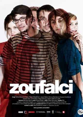 Poster of Zoufalci