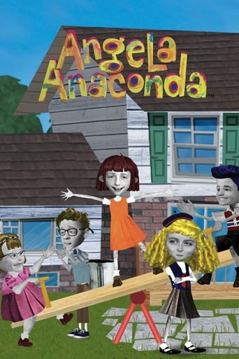 Poster of Angela Anaconda